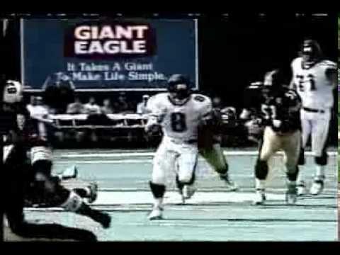 Jacksonville Jaguars Season Image Mark Brunell WTLV 1999