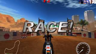 Harley Davidson - Race Around The World Gameplay/Review