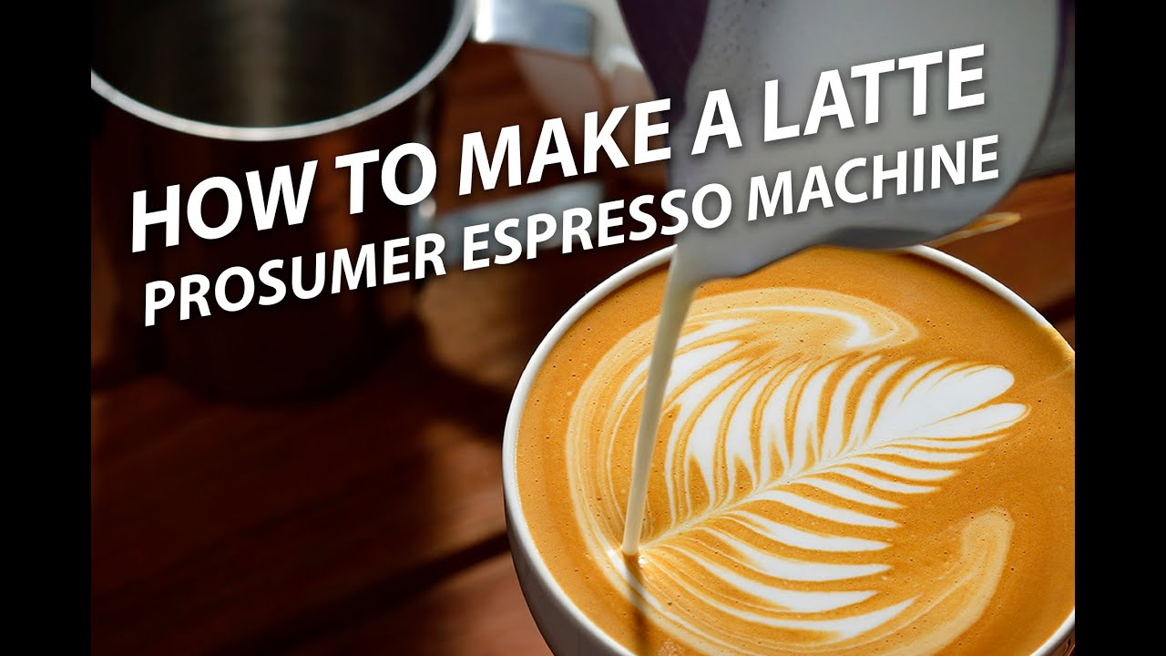 How To Make A Latte On A Prosumer Espresso Machine Youtube,Can Vegetarians Eat Fish Reddit