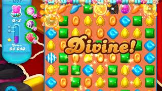 Candy Crush Soda Saga Level 1577 (buffed)