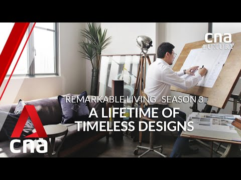 Inside the home of a top Singapore interior designer | Remarkable Living thumbnail
