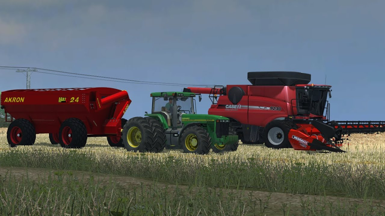 Farming Simulator Mapa Estancia San Antonio YouTube - Argentina map farming simulator 2013