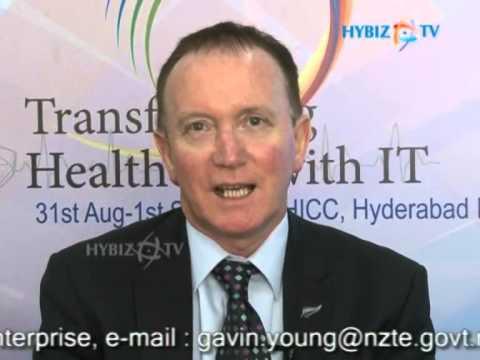 Gavin Young - Newzealand Trade & Enterprise