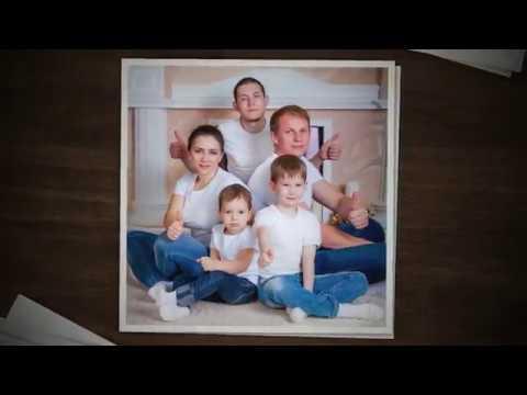 Семейная фотосессия Петровых