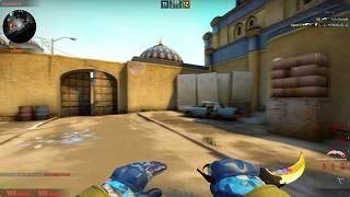 CS:GO [No-Steam] Warzone Gameplay - All CS:GO Skins Free