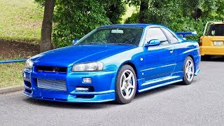 1999 Nissan Skyline R34 25GT Turbo (Italy Import) Japan Auction Purchase Review