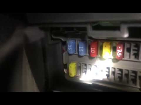 how to replace locate 12v accessory fuse on honda pilot. Black Bedroom Furniture Sets. Home Design Ideas
