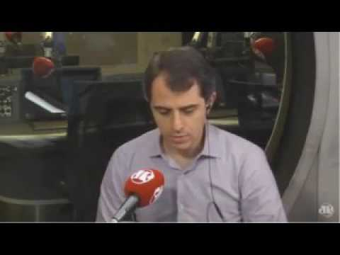 General Vilas Boas entrevistado p #JovemPam