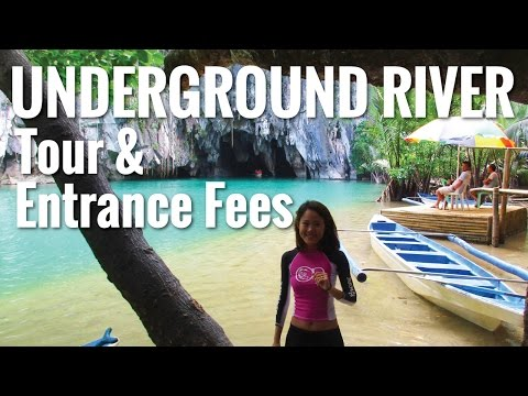 Underground River Palawan Philippines (TOUR AND ENTRANCE FEES)