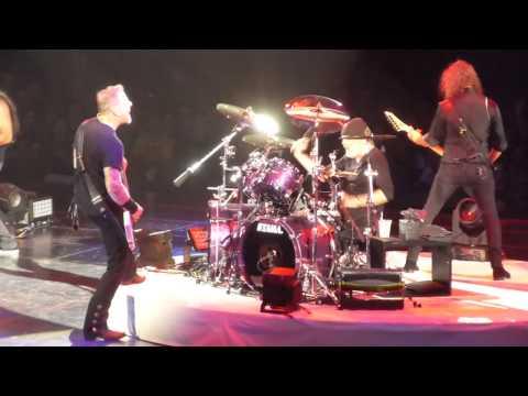 Metallica - Confusion (Live in Copenhagen, February 3rd, 2017)