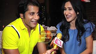 EXCLUSIVE! INTERVIEW OF Karanvir Bohra Before Entering THE BIGG BOSS HOUSE! #BiggBoss12