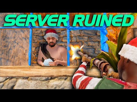 How to Ruin a Rust Server... thumbnail