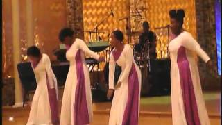 YOU COVERED ME   Dr  RA-Vernon By Healing Center Dance Ministry