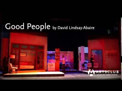 Arts Club Theatre Company's GOOD PEOPLE - Set Change