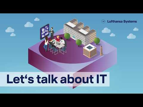 Let's talk about IT - 3rd Episode: Data & Artificial Intelligence  / Lufthansa Systems