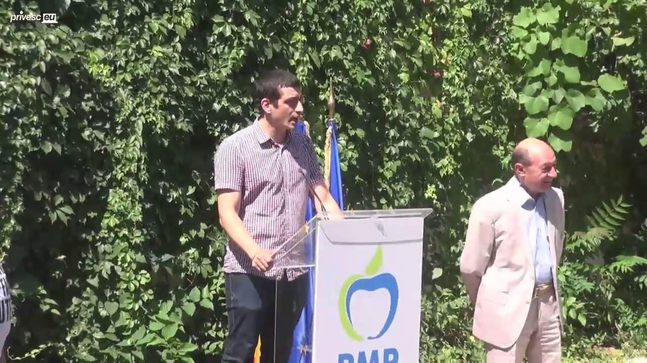 Azi 8 august George Simion şi Băsescu s-au aliat pentru a crea România Mare  - YouTube