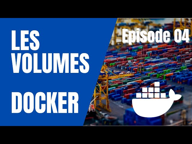DOCKER - 4. DOCKER VOLUMES