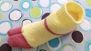 Shocks Knitting / Knitting Thumb Shocks Very Easy