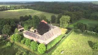 Landgoed Tongelaar in Mill, het land van das en burcht