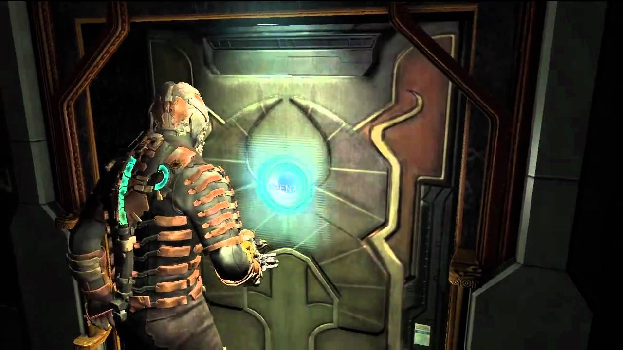 Dead Space 2 Chapter 4 Gameplay HD