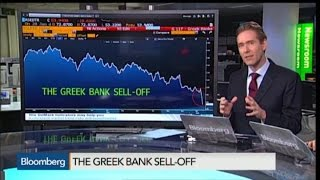 Greek Bank Sell-Off: $11.4B Gone in Just Three Days