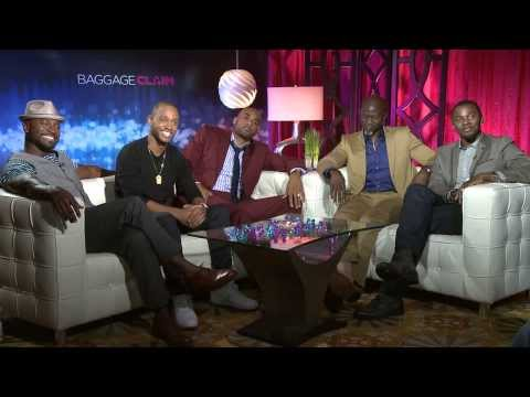 'All American's Michael Evans Behling Gets Love and Acting Advice From His TV Dad Taye Diggs from YouTube · Duration:  8 minutes 56 seconds