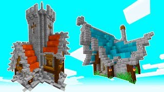 RATE MY BUILD Minecraft 1.14.2 Medieval Building