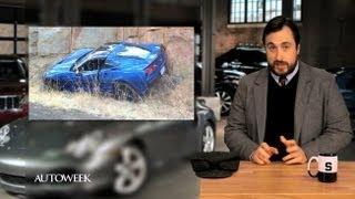 2014 Corvette Stingray crash - Autoweek TV with Rory Carroll