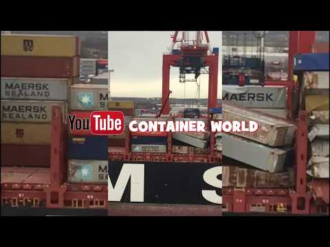 MSC ZOE lost 270 containers in STORM