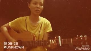 Vì anh là của em ( Hoà Minzy) - Guitar cover by Ddjnk Crabe