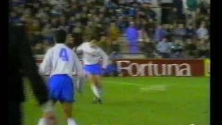 Real Zaragoza. Gol de Mateut en Mallorca