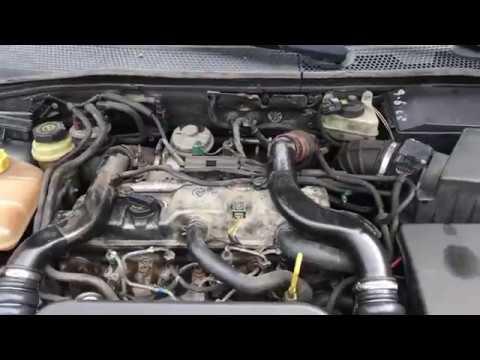 Nietypowy Okaz Ford Focus 1.8 TDCI MK1 Alternator - YouTube VJ52
