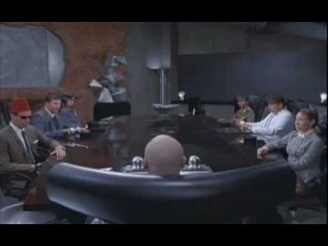 dr evil chair target director covers surrounded by frickin idiots youtube