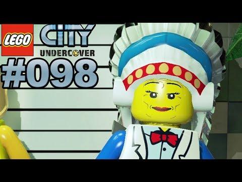 LEGO CITY UNDERCOVER #098 Indianer Bauarbeiter 🐲 Let's Play LEGO City Undercover [Deutsch]