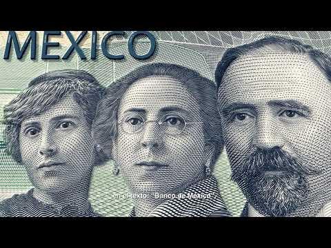Billete de 1,000 pesos de la familia G - elementos de seguridad
