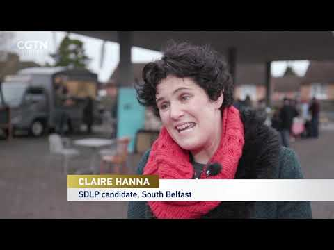 A fight is on for the North Belfast constituency
