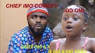 Chief Imo And Ada Kirikiri Debate about Father and fathe - Chief Imo Comedy