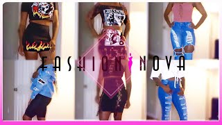 HUGE Fashion Nova Try On Haul | Slim Thick | Skinny Petite