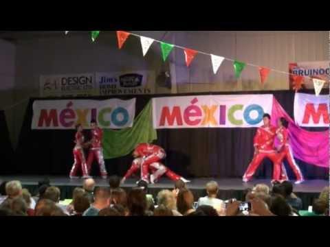 Quebradita Cardoso Mexico Canada Folklorama 2011