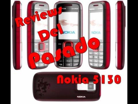 Reviews Del Pasado|Nokia 5130 Xpress music