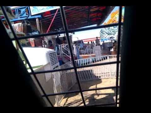 """The """"Zipper"""" at Utah State Fair, Salt Lake City, US"""