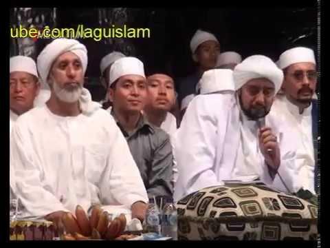 Habib Syech Menghentikan Sholawat Karena Penonton Rusuh Part 2
