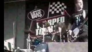 Avenged Sevenfold - Eternal Rest [Live Warped Tour 2003]