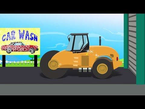 Road Roller Wash   Car Wash