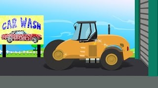Road Roller Wash | Car Wash