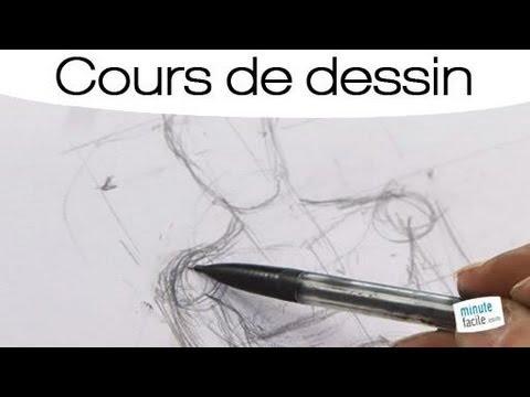 comment dessiner les proportions d 39 un corps debout youtube. Black Bedroom Furniture Sets. Home Design Ideas