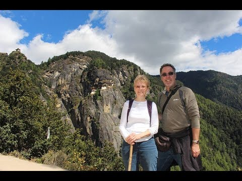 BHUTAN Video Diary - Oct 2017 w/ Overseas Adventure Travel -