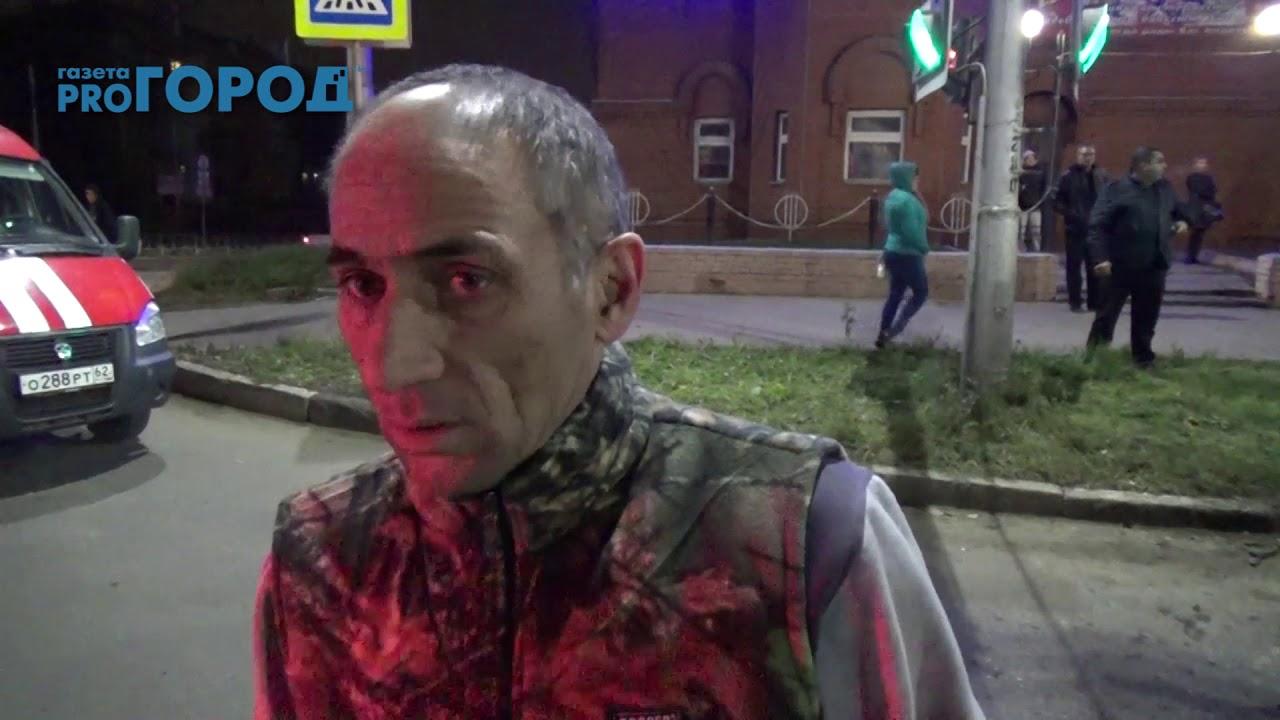 Водитель опрокинувшейся в Рязани маршрутки рассказал, как произошло ДТП