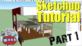 Sketchup Tutorial for Beginners