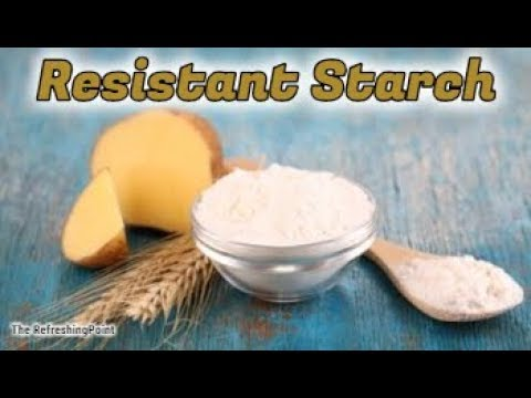 Resistant Starch Raw Potato Starch Benefits Gut Health, Lowers Blood Sugar and Helps Weight Loss